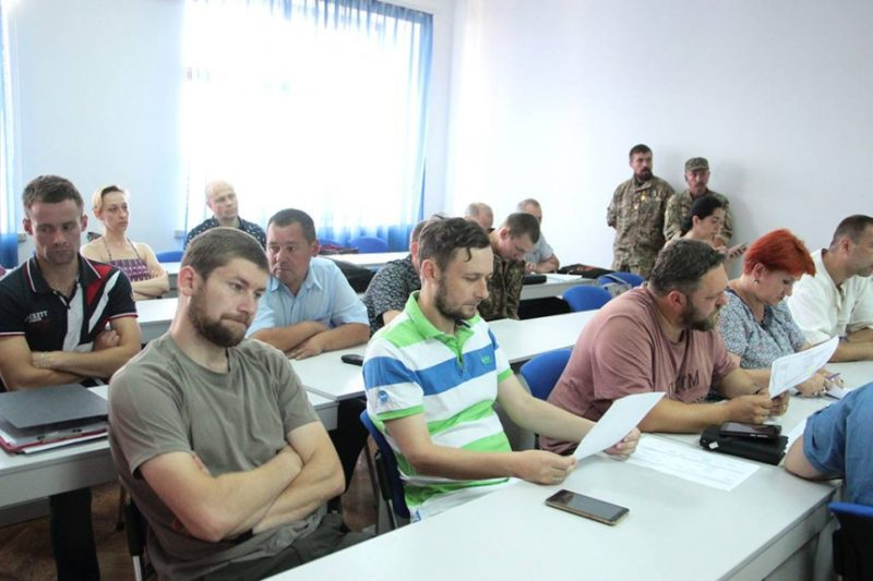 Переможців конкурсу проектів з реабілітації учасників АТО визначили у Франківську