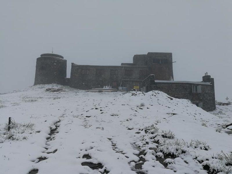 Колишню обсерваторію на Піп Івані перетворюють на найвищий у Європі високогірний навчально-рятувальний центр (ФОТО)
