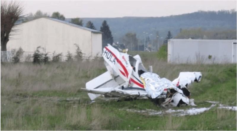 У Гвінеї розбився літак, усі пасажири загинули
