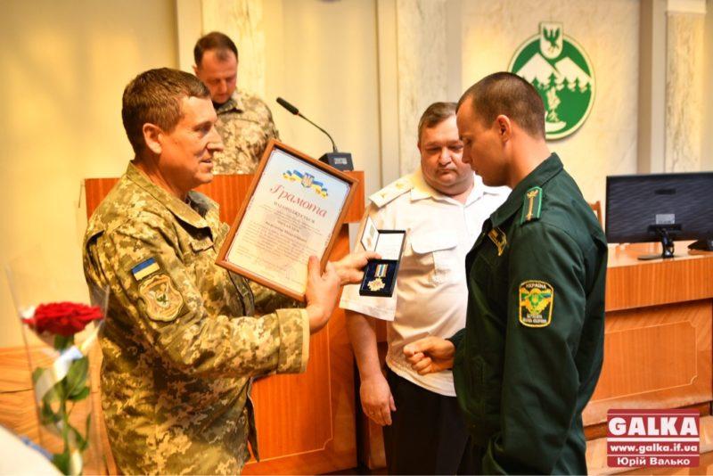 У Франківську нагородили лісівників-атовців (ФОТО)