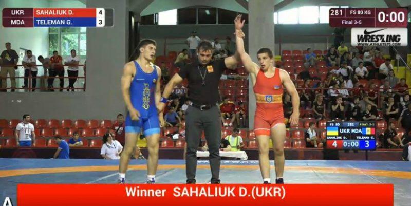Прикарпатський борець позмагається на чемпіонаті світу серед кадетів