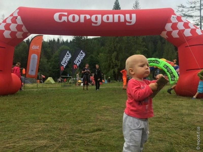 У Надвірній стартували масштабні пригодницькі перегони Gorgany Race (ФОТО)