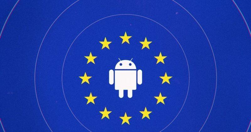 ЄС оштрафував Google на рекордні $5 млрд за антимонопольні порушення