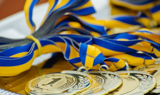 Шість медалей вибороли прикарпатські метальники на Всеукраїнському турнірі в Мукачево