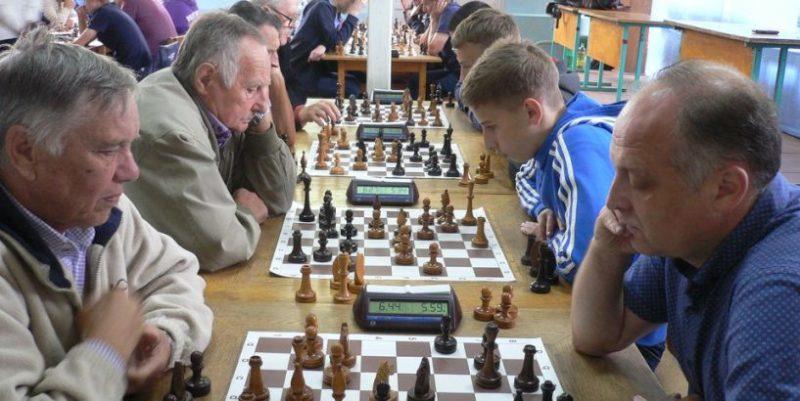Коломийські шахісти перемогли в третьому етапі обласної прем'єр-ліги (ФОТО)