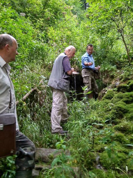 До Галицького національного природного парку завітав видатний український ботанік та еколог (ФОТО)