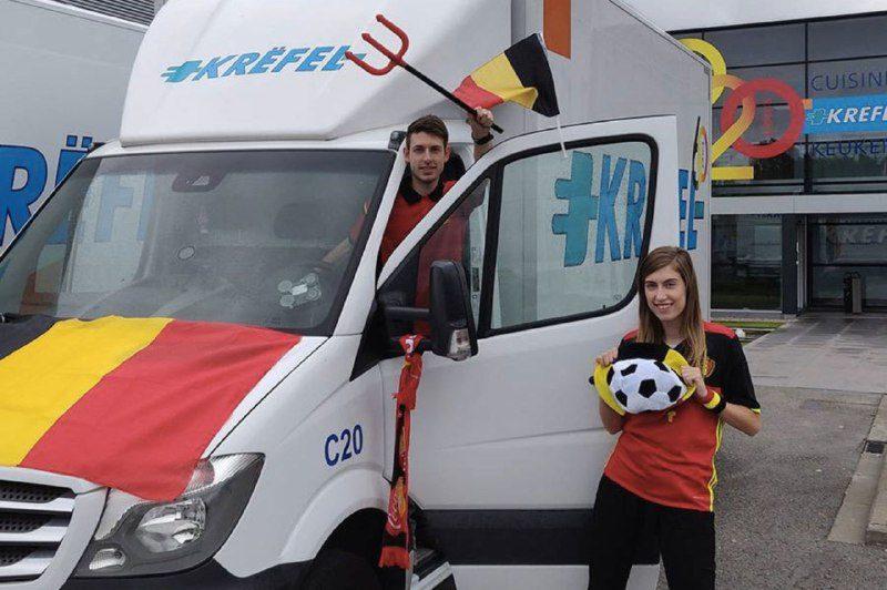 Бельгійські фанати отримають безкоштовні телевізори через успіх їхньої збірної на Чемпіонаті Світу