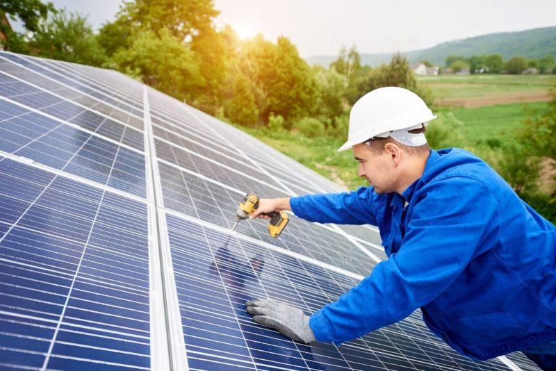 Чиста енергетика на Івано-Франківщині поповнилась ще однією сонячною електростанцією (ФОТО)