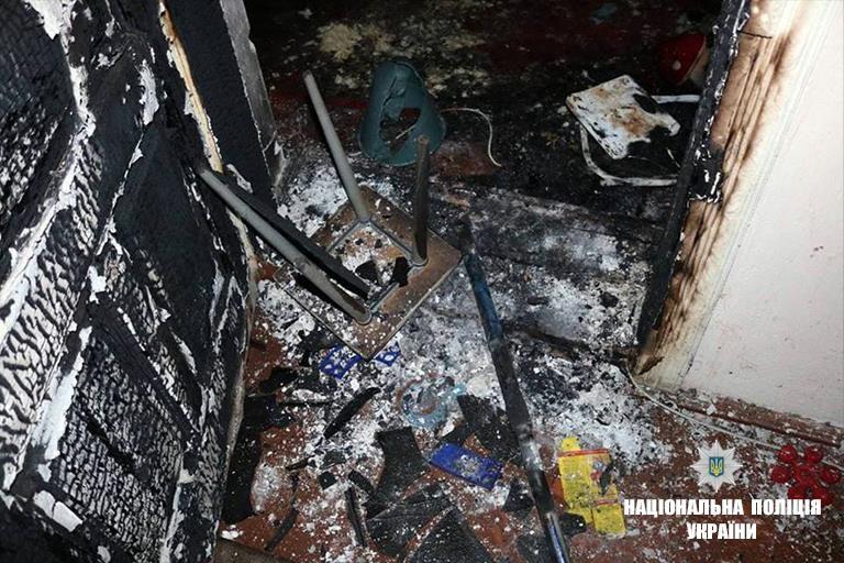 Подробиці трагедії на Калущині: двоє хлопчиків загинули на пожежі, коли батько був у магазині (ФОТО)