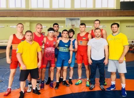Прикарпатці борці позмагаються на чемпіонаті Європи у Римі