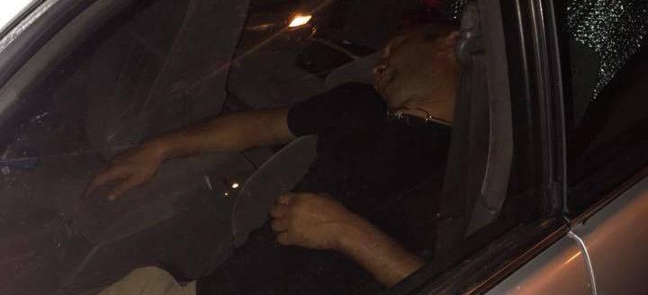 Пограбування століття: злодій заліз до машини українки та заснув там