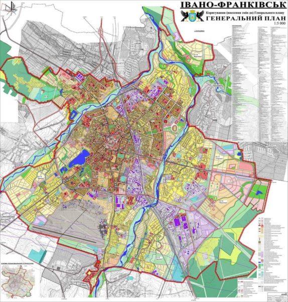 Важлива думка кожного: Марцінків закликає франківців подавати свої пропозиції щодо генплану міста