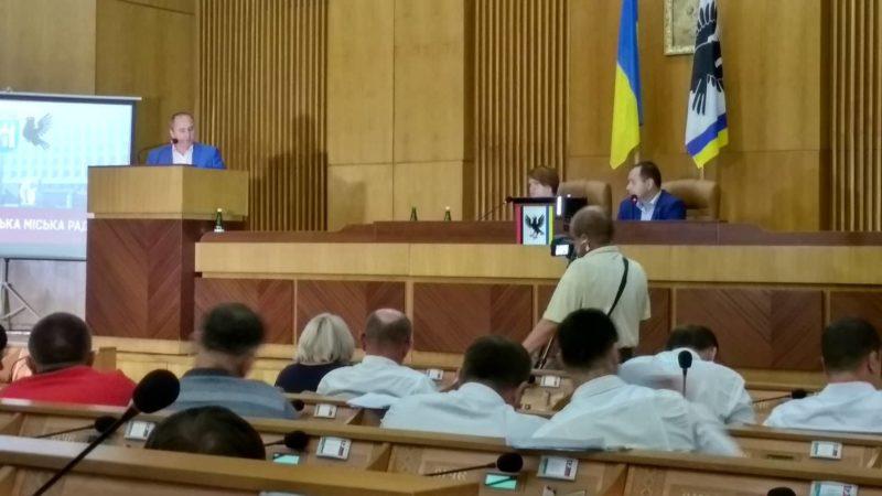Франківська прокуратура прозвітувала щодо діяльності у 2018 році