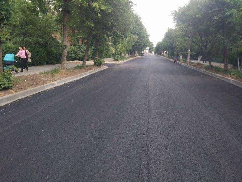 У Франківську завершують ремонт ще однієї дороги (ФОТО)
