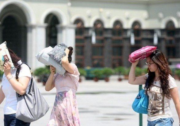 В Японії від аномальної спеки загинули понад 10 людей