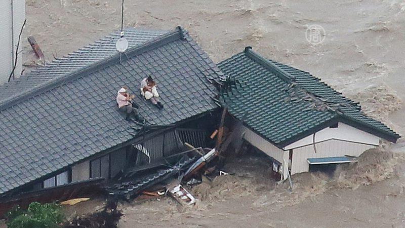 В Японії через повені загинули понад 150 осіб