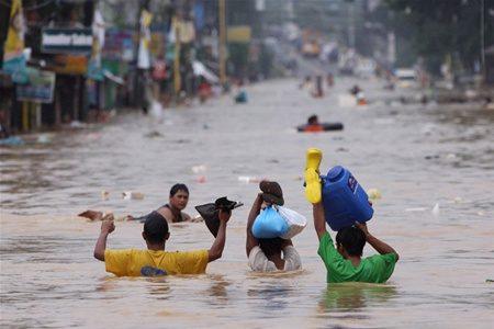Понад 40 людей загинули в Нігерії через повені