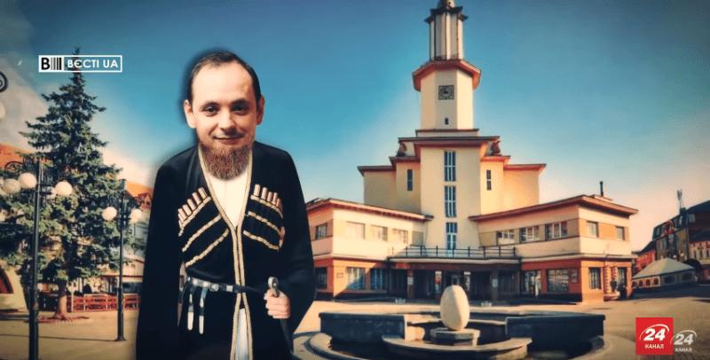 Мера Франківська порівняли з міні-Кадировим (ВІДЕО)