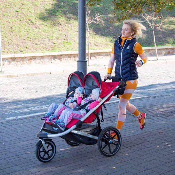 Рекордсменка України розповіла франківкам, чим корисний біг