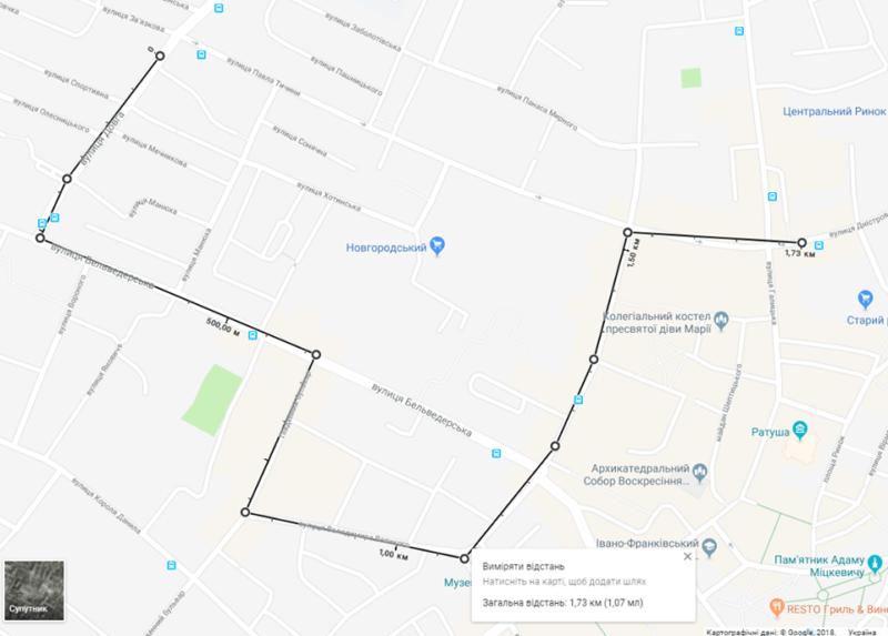 Через ремонт на дорозі тимчасово змінять маршрут №27 автобуса