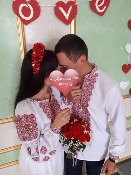 Магія чисел: 18.08.18 у Франківську одружуються 18 пар (ФОТО)