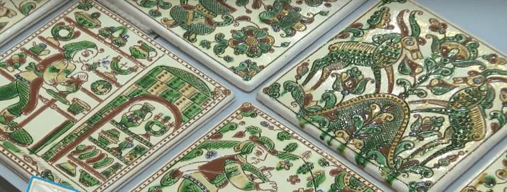 Унікальні керамічні вироби презентували у Коломиї (ВІДЕО)