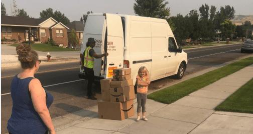 6-річна американка здивувала батьків шаленими закупами на Амазоні