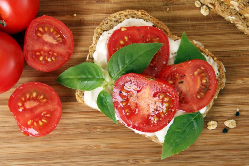 Галка рекомендує: сім причин, чому варто їсти помідори