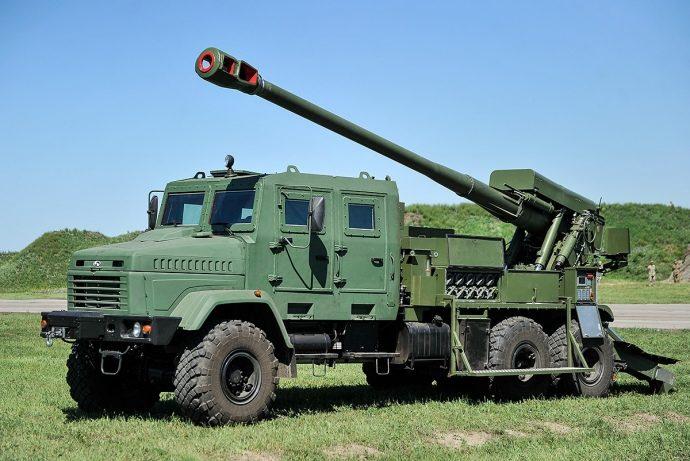 В України з'явилася нова потужна зброя, якої немає в Росії, – Турчинов (ФОТО)