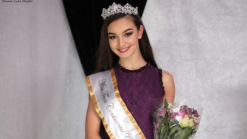 Коломиянка перемогла у конкурсі краси «Miss Continental 2018» (ВІДЕО)