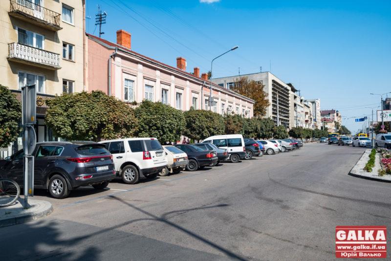Найбільший оператор парковок Франківська розповів, скільки сплатив до міського бюджету