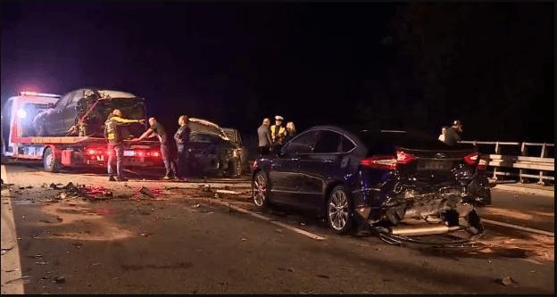 Масштабна ДТП у Польщі: зіткнулися 16 автомобілів (ФОТО)