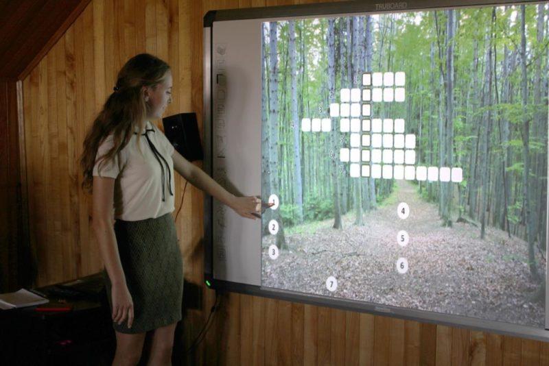На Прикарпатті розпочав роботу інтерактивний еколого-пізнавальний центр (ФОТО)