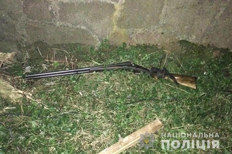 На Богородчанщині 26-річний чоловік влаштував стрілянину посеред вулиці (ФОТО)