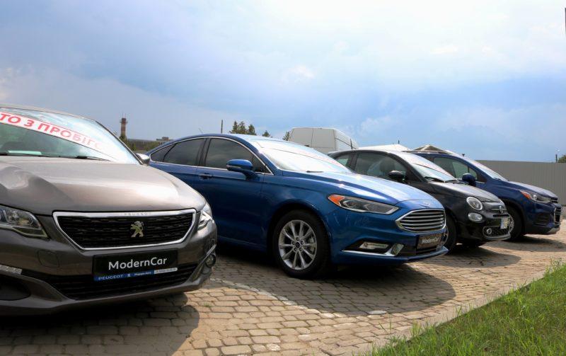 «ModernCar» пропонує франківцям авто з пробігом (ФОТО)