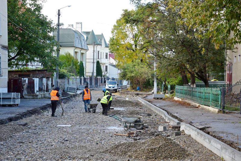 На Республіканській розпочали капітальний ремонт дороги (ФОТО)