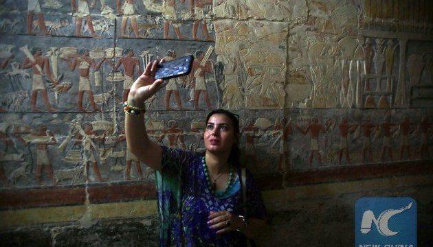 У Єгипті для туристів відкрили гробницю, якій 4000 років (ФОТО, ВІДЕО)