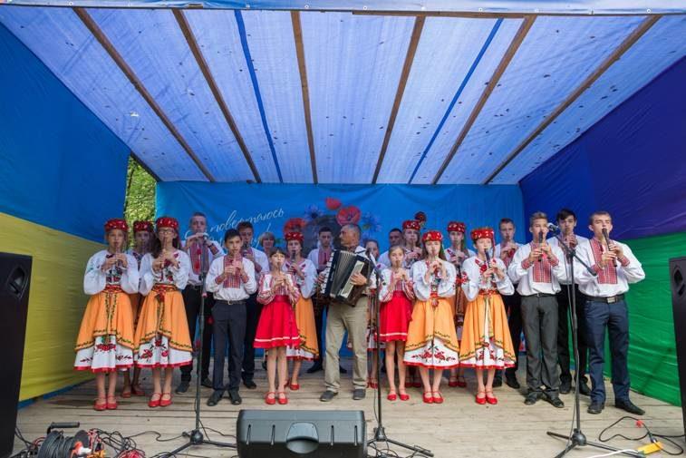 На Коломийщині відбувся літературно-мистецький фестиваль імені Квітки Цісик (ФОТО)