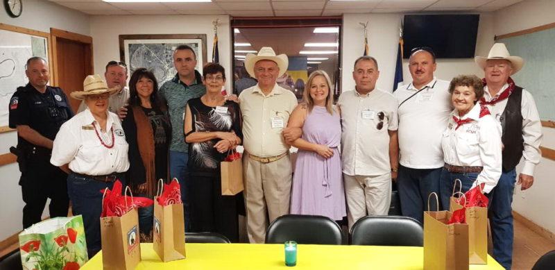 Делегація із Тисмениччини з офіційним візитом відвідала світову столицю ковбоїв (ФОТО)