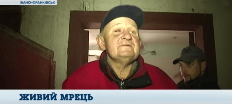 Готова могила і свідоцтво про смерть: у Франківську проживає чоловік, який вже 10 років записаний в небіжчики (ВІДЕО)