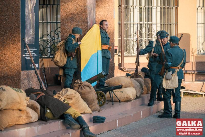 Місто готується до відкриття пам'ятнику Шухевичу та масштабного бою-реконструкції УПА з фашистами і НКВС
