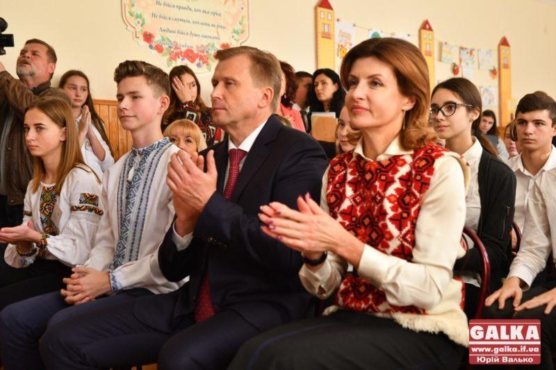 Марина Порошенко перевірила, як працює інклюзивна освіта в Івано-Франківську (ФОТО, ОНОВЛЕНО)