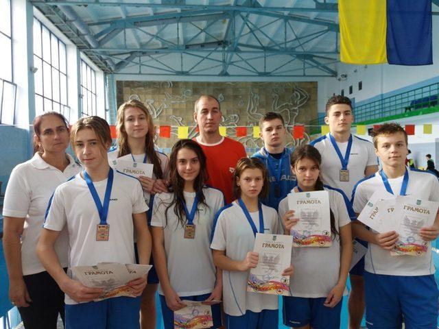 У Калуші відбувся Чемпіонат області серед юнаків та юніорів з плавання (ФОТОФАКТ)