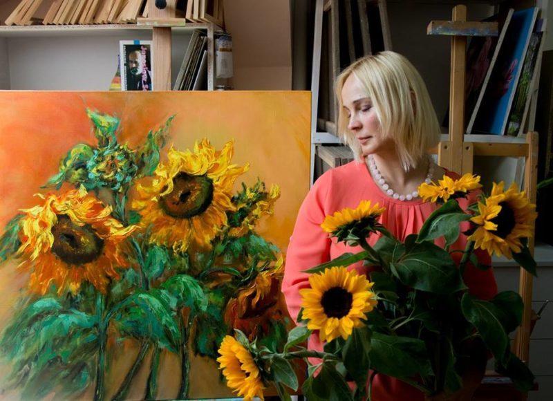 Як викладачка франківського медуніверситету лікує мистецтвом (ФОТО)