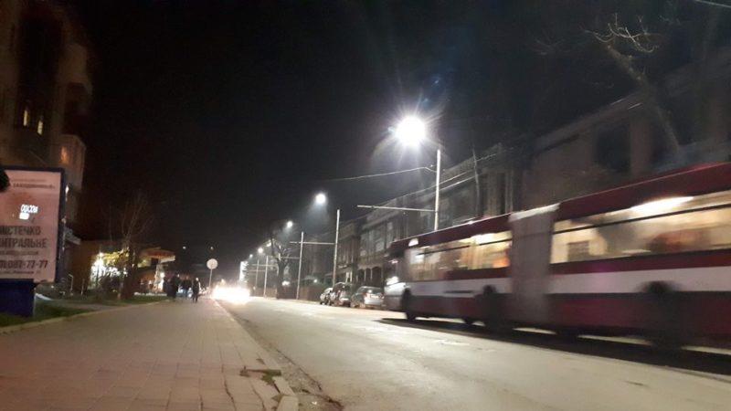 Реконструкцію мереж зовнішнього освітлення провели на Мельника (ФОТО)