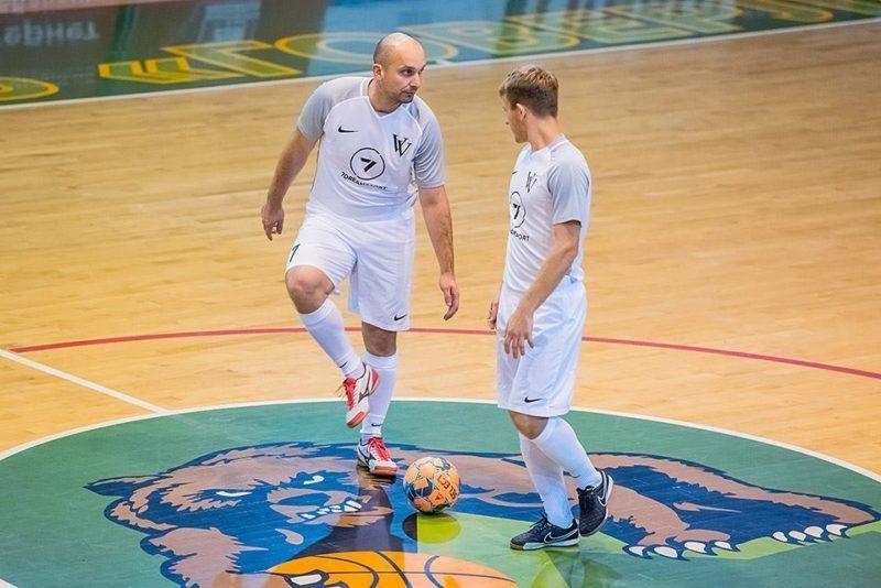 Івано-франківський футзаліст став найкращим гравцем жовтня у Першій лізі