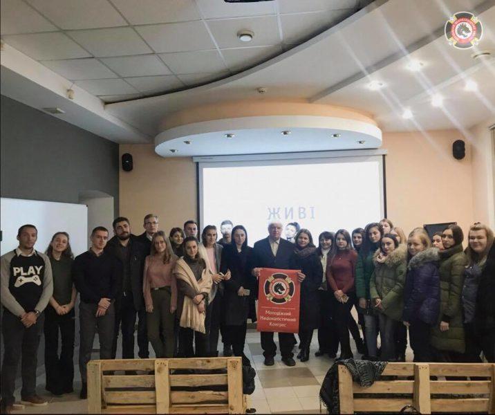 Франківцям показали фільм про Голодомор (ФОТО)
