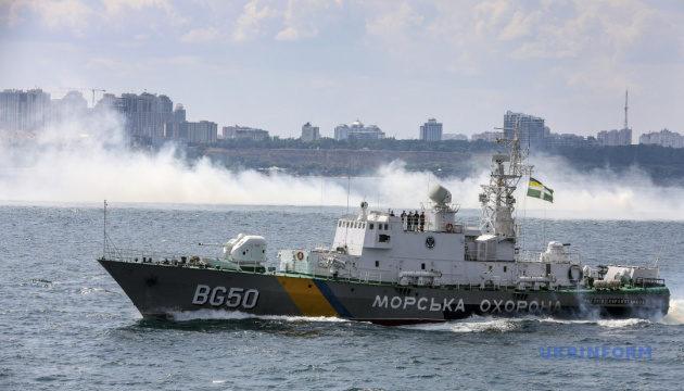 Військовий конфлікт на Азовському морі: росіяни затримали три українських кораблі