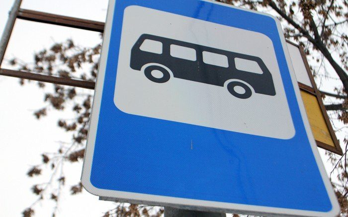 Через аварійну дорогу між вулицями Ребета і Дудаєва автобус №25 змінить маршрут
