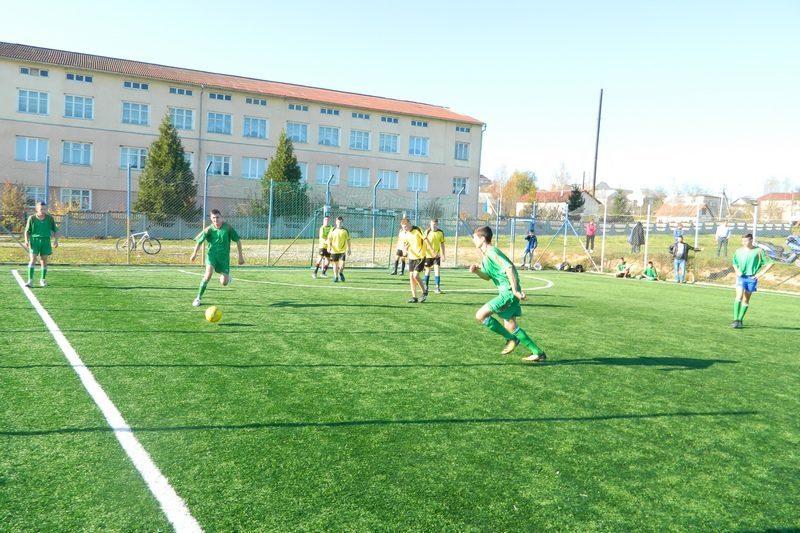 На Богородчанщині відбувся турнір з міні-футболу (ФОТО)
